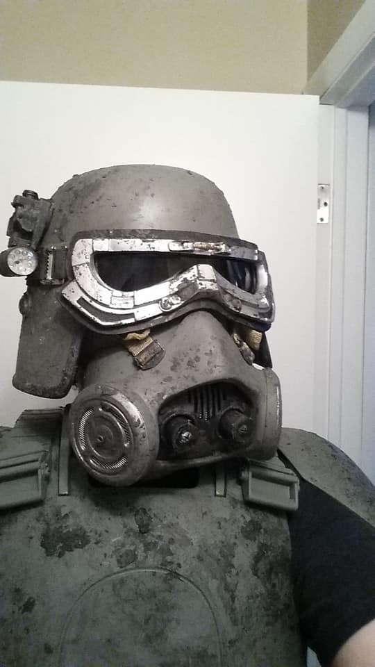 Mudtrooper After Pantone 433 U paint from MyPerfectColor
