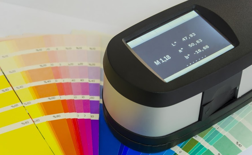 Color Matching Service with Spectrophotometer by MyPerfectColor