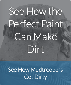 Read Customer Success Story about how Mudtrooper was finished with MyPerfectColor paint